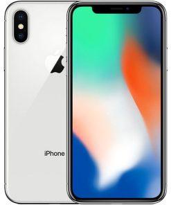Điện thoại iPhone X 256GB Silver